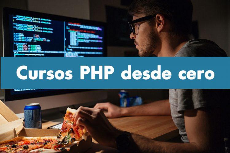 curso php desde cero